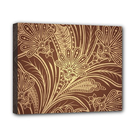 Beautiful Patterns Vector Canvas 10  X 8