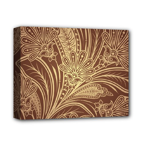 Beautiful Patterns Vector Deluxe Canvas 14  X 11