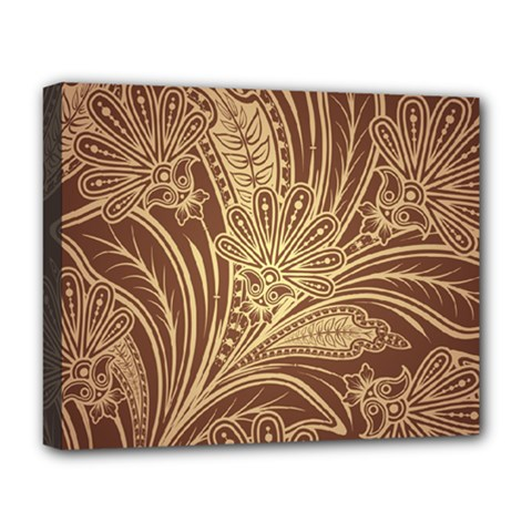 Beautiful Patterns Vector Deluxe Canvas 20  X 16