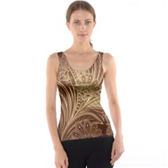 Beautiful Patterns Vector Tank Top