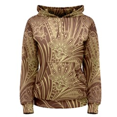 Beautiful Patterns Vector Women s Pullover Hoodie