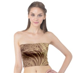 Beautiful Patterns Vector Tube Top