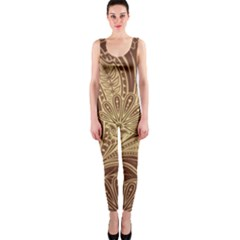 Beautiful Patterns Vector Onepiece Catsuit
