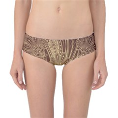 Beautiful Patterns Vector Classic Bikini Bottoms