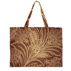 Beautiful Patterns Vector Large Tote Bag