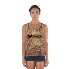 Beautiful Patterns Vector Women s Sport Tank Top