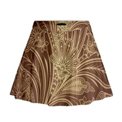 Beautiful Patterns Vector Mini Flare Skirt