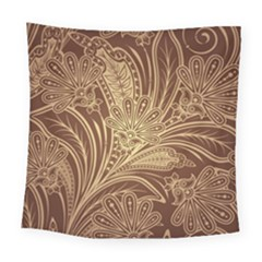 Beautiful Patterns Vector Square Tapestry (large)