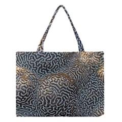 Coral Pattern Medium Tote Bag