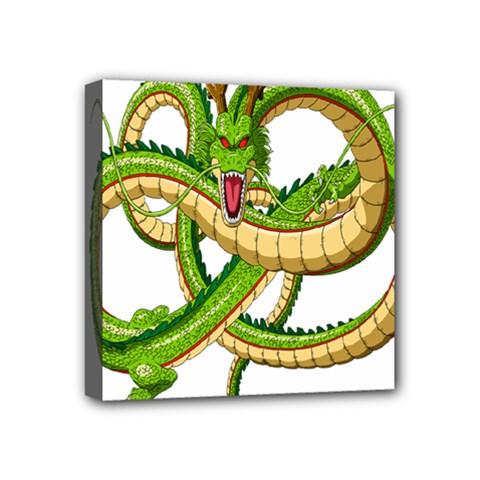 Dragon Snake Mini Canvas 4  X 4
