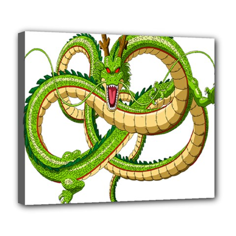 Dragon Snake Deluxe Canvas 24  X 20