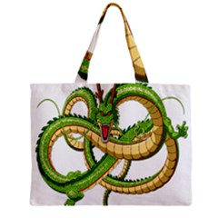 Dragon Snake Zipper Mini Tote Bag