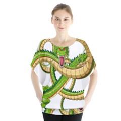Dragon Snake Blouse