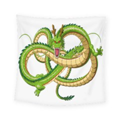 Dragon Snake Square Tapestry (small)