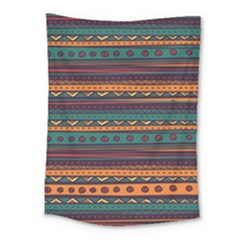 Ethnic Style Tribal Patterns Graphics Vector Medium Tapestry