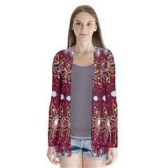 India Traditional Fabric Cardigans