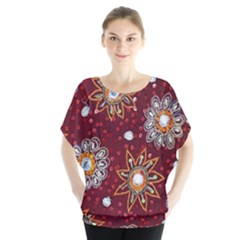 India Traditional Fabric Blouse