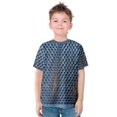 Parametric Wall Pattern Kids  Cotton Tee