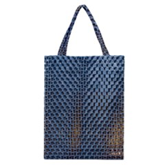 Parametric Wall Pattern Classic Tote Bag