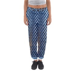 Parametric Wall Pattern Women s Jogger Sweatpants