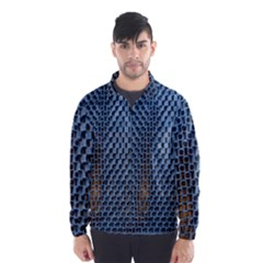 Parametric Wall Pattern Wind Breaker (men)