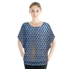 Parametric Wall Pattern Blouse