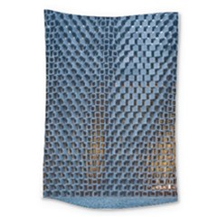 Parametric Wall Pattern Large Tapestry