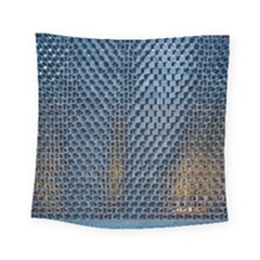 Parametric Wall Pattern Square Tapestry (small)