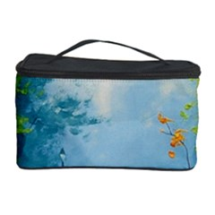 Park Nature Painting Cosmetic Storage Case
