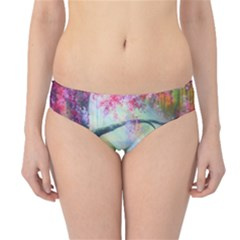 Forests Stunning Glimmer Paintings Sunlight Blooms Plants Love Seasons Traditional Art Flowers Sunsh Hipster Bikini Bottoms