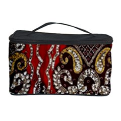 Indian Traditional Art Pattern Cosmetic Storage Case
