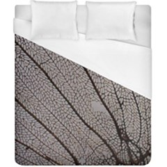 Sea Fan Coral Intricate Patterns Duvet Cover (california King Size)
