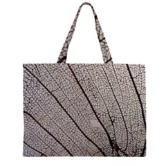 Sea Fan Coral Intricate Patterns Large Tote Bag