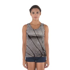 Sea Fan Coral Intricate Patterns Women s Sport Tank Top