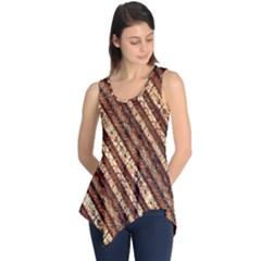 Udan Liris Batik Pattern Sleeveless Tunic
