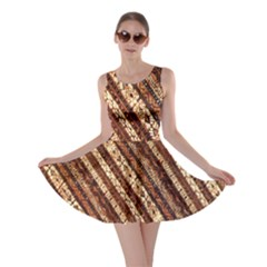 Udan Liris Batik Pattern Skater Dress