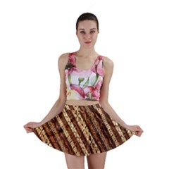 Udan Liris Batik Pattern Mini Skirt