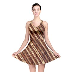 Udan Liris Batik Pattern Reversible Skater Dress