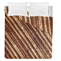 Udan Liris Batik Pattern Duvet Cover Double Side (queen Size)