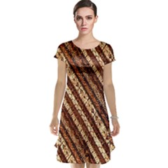 Udan Liris Batik Pattern Cap Sleeve Nightdress