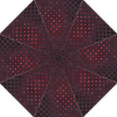 Star Patterns Folding Umbrellas