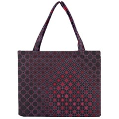 Star Patterns Mini Tote Bag