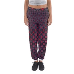 Star Patterns Women s Jogger Sweatpants