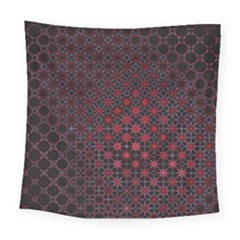 Star Patterns Square Tapestry (large)