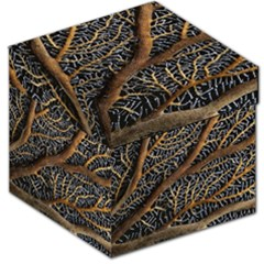 Trees Forests Pattern Storage Stool 12