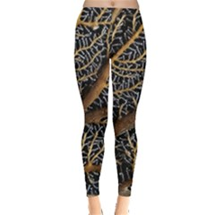 Trees Forests Pattern Leggings