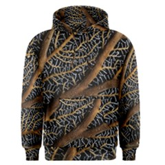 Trees Forests Pattern Men s Pullover Hoodie