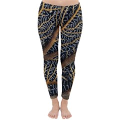 Trees Forests Pattern Classic Winter Leggings