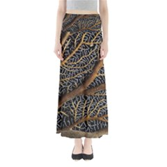 Trees Forests Pattern Maxi Skirts
