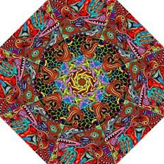 Vector Art Pattern Golf Umbrellas